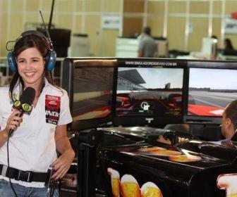 Globo contrata repórter para a área esportiva
