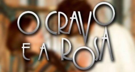 """Em horário excepcional, reprise de """"O Cravo e a Rosa"""" alcança boa audiência"""