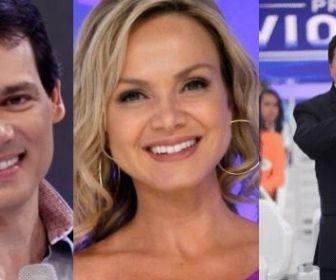 Celso, Eliana e Silvio