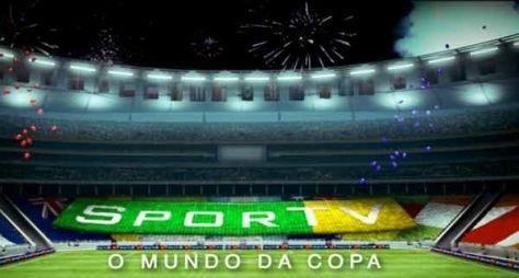 SporTV foi líder na TV paga durante a Copa do Mundo