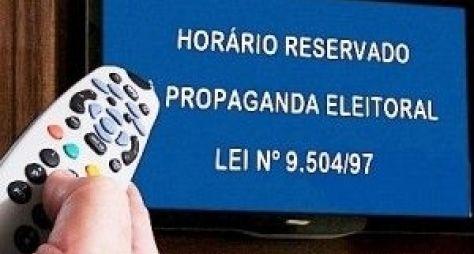 Horário Eleitoral noturno já começa prejudicando emissoras