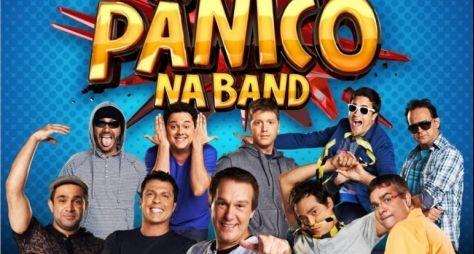 Pânico faz paródia do debate da Band