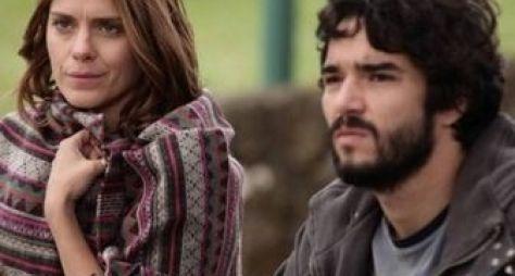 Caio Blat e Carolina Dieckmann poderão atuar juntos em série
