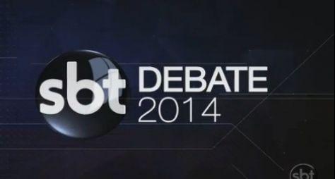 Debate no SBT deixa emissora na terceira colocação