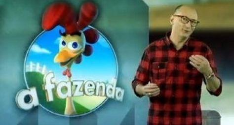 Confira as audiências da estreia de A Fazenda no RJ, SP e DF