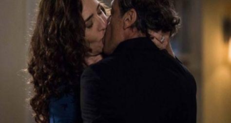 Geração Brasil: Rita e Fred se beijam