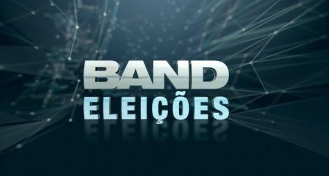 Band se prepara para a cobertura das eleições