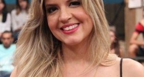 Mariana Santos rejeita novelas e aposta no novo Zorra Total