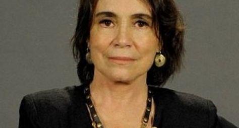 Regina Duarte prepara seu retorno às novelas