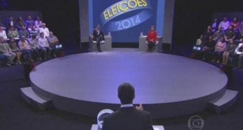 Último debate entre presidenciáveis alcança 30 pontos na prévia da audiência