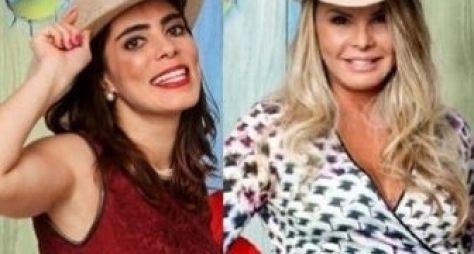 Heloisa Faissol e Cristina Mortágua formam a sexta Roça de A Fazenda 7