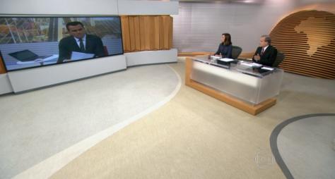 Jornalismo passará a ter seu espaço aumentado nas manhãs da Globo