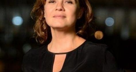 Adriana Esteves volta à TV em janeiro na minissérie Felizes para Sempre