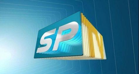SPTV 1ª Edição eleva em 75% a audiência da Globo