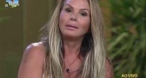 Cristina Mortágua é a quinta eliminada do reality A Fazenda 7