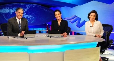 Jornal Nacional tem despedida de Patrícia Poeta e chegada de Renata Vasconcellos