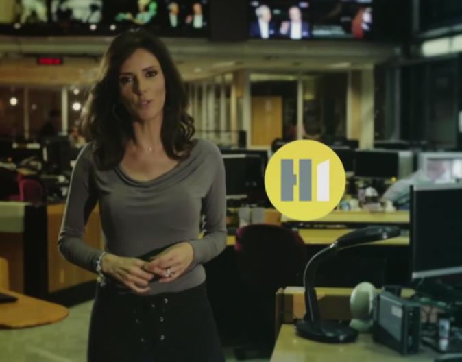 Globo investe pesado na divulgação do Hora Um, seu novo telejornal