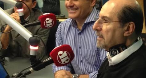 """""""Minha intenção não era sair"""", diz César Filho sobre opção de deixar o SBT"""