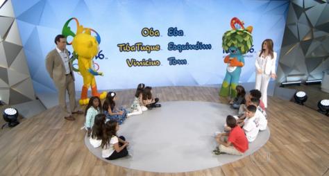 Globo é escolhida para a divulgação dos Jogos Rio-2016