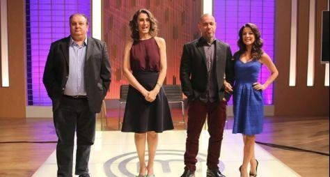 MasterChef registra recorde de audiência em SP