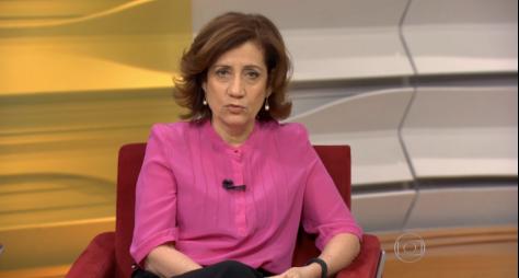 Livro de Miriam Leitão pode virar série na Globo