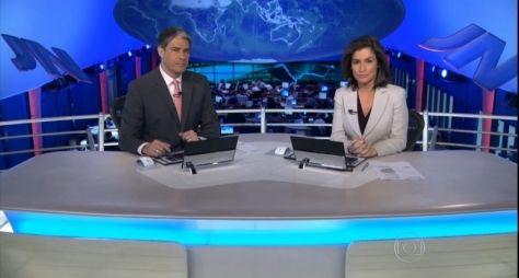 Jornal Nacional repete recorde do ano