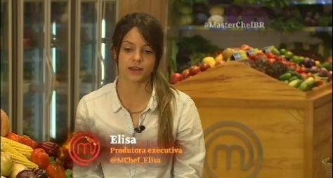 Elisa é a grande vencedora da primeira edição do MasterChef