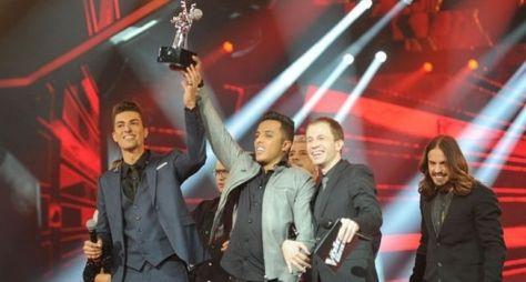 The Voice Brasil – 3x14 – Final (TOP 4)
