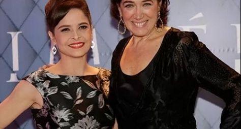Lília Cabral diz que Drica Moraes sofreu muito ao deixar Império
