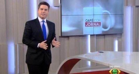 Café com Jornal, com Luiz Bacci, registra traço de audiência