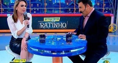 Programa do Ratinho alcança 12 pontos e vice-liderança isolada