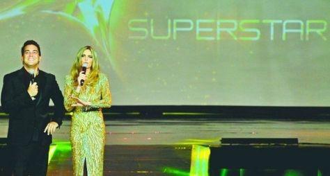SuperStar continuará sendo exibido aos domingos, após o Fantástico