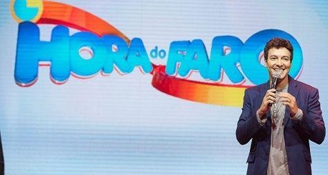 Record quer exibir Hora do Faro ao vivo