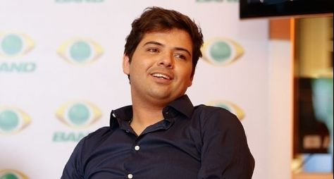 Gustavo Mendes vai apresentar um projeto para a Band