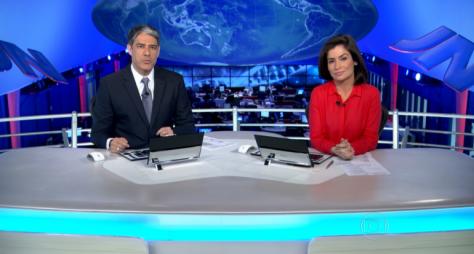 Jornal Nacional pode ter mudanças significativas em seu cenário