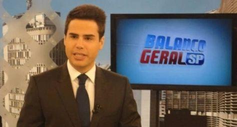 Record confirma recontratação de Luiz Bacci