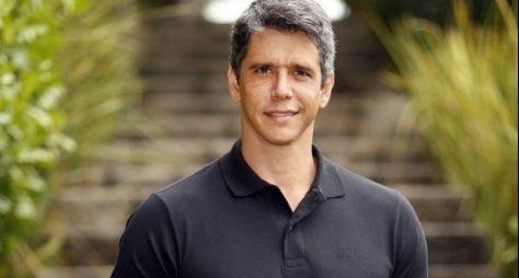 Márcio Garcia pode acertar retorno à Record