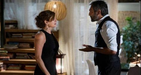 Sete Vidas: por Miguel, Ligia decide se separar de Vicente