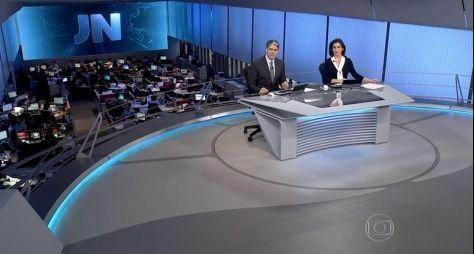 Jornal Nacional estreia pacote de novidades