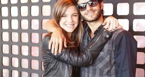 Alice Wegmann e Daniel Blanco voltam a gravar Malhação