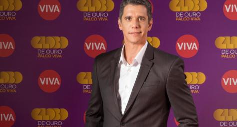 Márcio Garcia confirma participação no Globo de Ouro do Viva