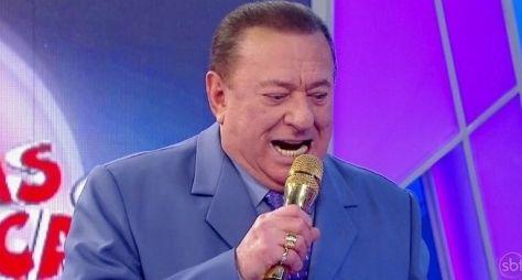 Raul Gil brinca sobre sua possível volta para a TV Record