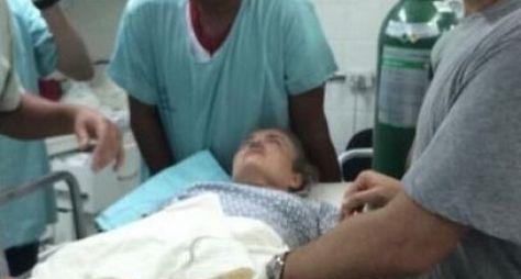Angélica e Luciano Huck sofrem acidente de avião no Pantanal