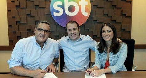 SBT contrata os jurados para o Bake Off Brasil – Mão Na Massa