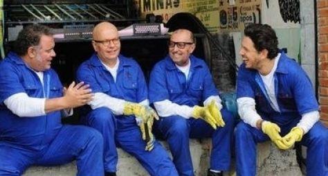 Em breve no canal GNT, Papo de Segunda com Marcelo Tas e Xico Sá