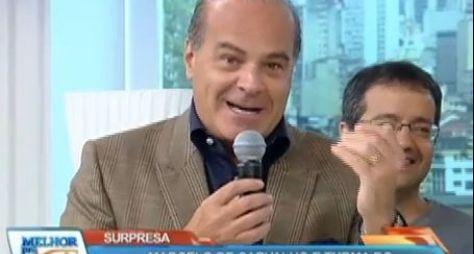 Vice-presidente da RedeTV! dispara: 'eu não acredito no Ibope'