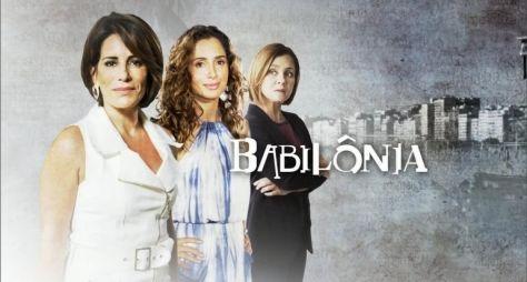 Babilônia é rejeitada em SP e é apenas a terceira maior audiência