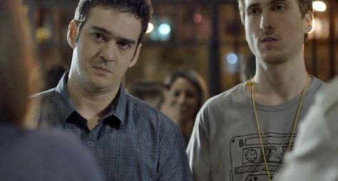 Igor Angelkorte comenta triângulo com Veras e Juliana Alves em Babilônia