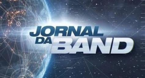 Jornal da Band registra a maior audiência da emissora