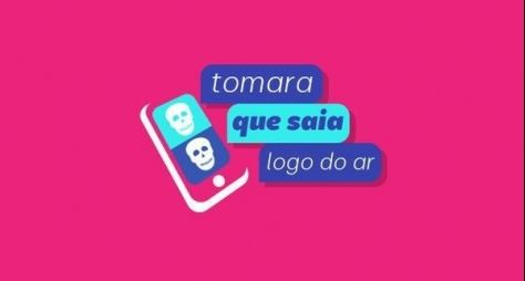 Montagem do logo do Tomara Que Caia é assunto nas redes sociais